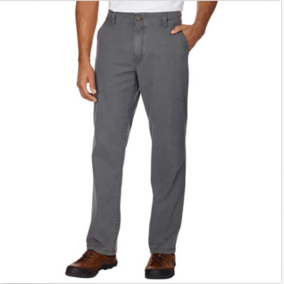 G.H. Bass & Co. Other - G.H. Bass & Co. Men's Stretch Canvas Pant